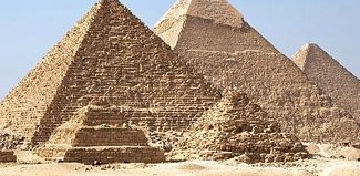 why were the pyramids built