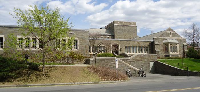 Cornell University (Wikimedia)