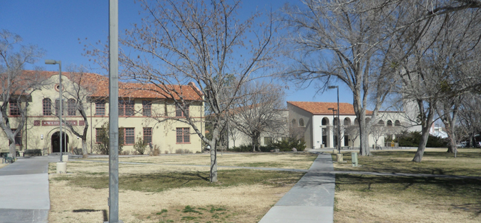 New Mexico Institute of Mining and Technology (Wikimedia)