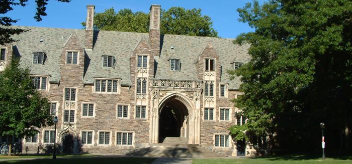 Princeton University (Wikimedia)