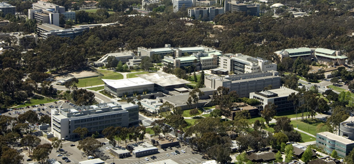University of California, San Diego (Wikimedia)