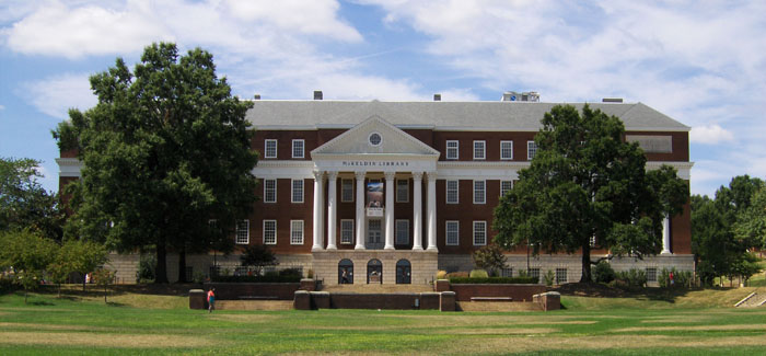 University of Maryland--College Park (Wikimedia)