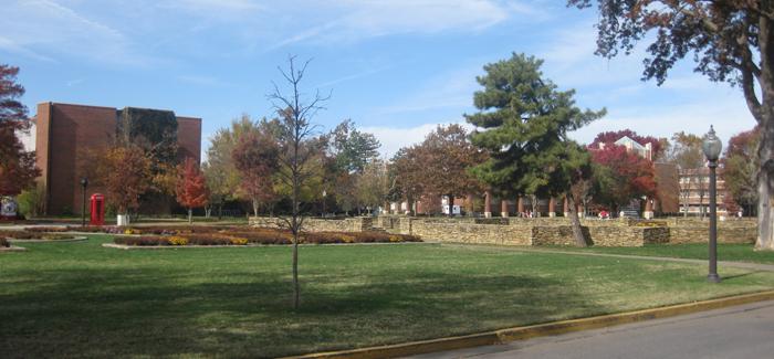 University of Oklahoma (Wikimedia)