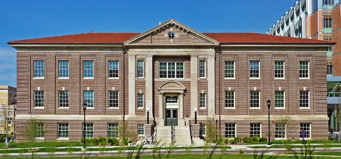 University of Wisconsin at Madison (Wikimedia)