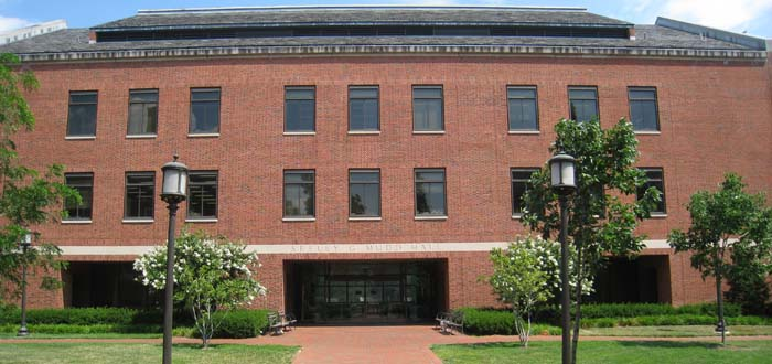 Johns Hopkins University (Wikimedia)