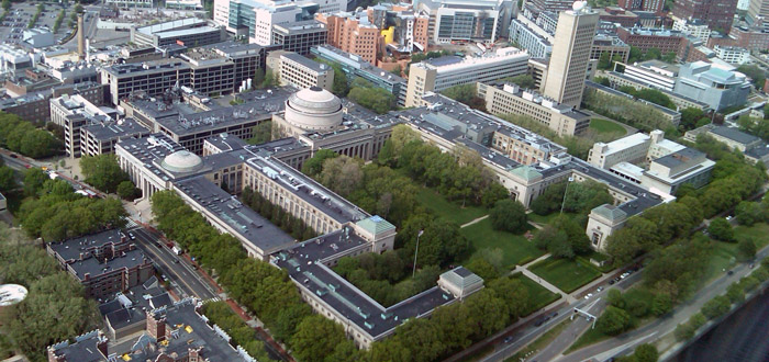 Massachusetts Institute of Technology (Wikimedia)