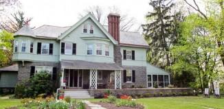 A Queen Anne Victorian home
