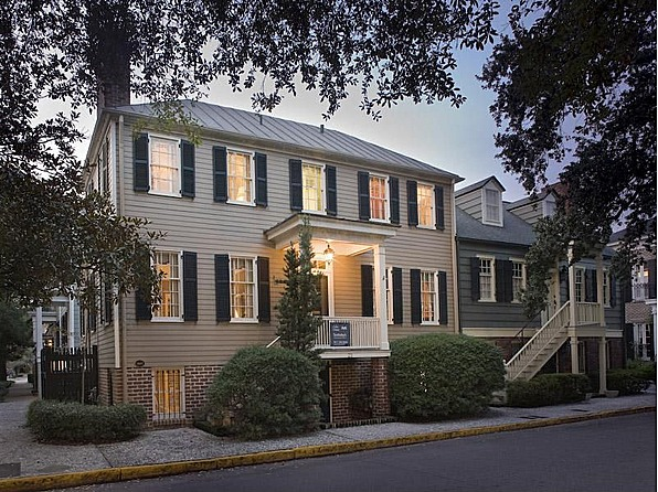 The oldest home for sale in Savannah