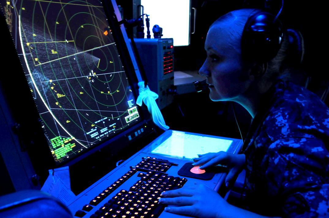 The role of the air traffic controller