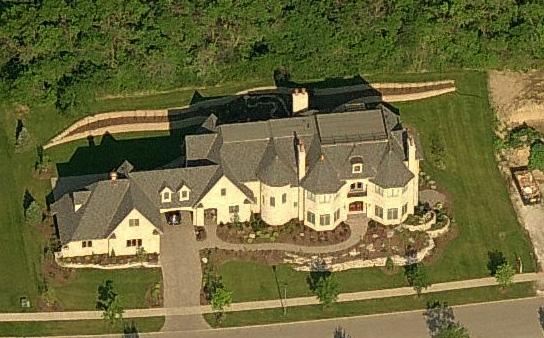 Jennifer Hudson Net Worth - New House in Chicago