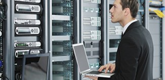 Network Systems Administrator at Work