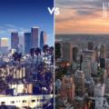 LA vs Ny