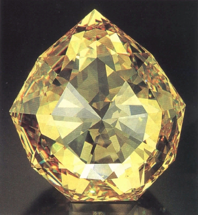 yellow diamond priceless, the sancy diamond