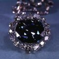a blue diamond, the hope diamond