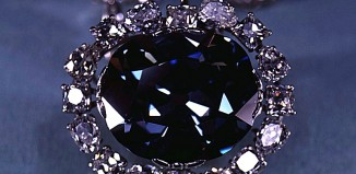 a blue diamond, the hope diamond