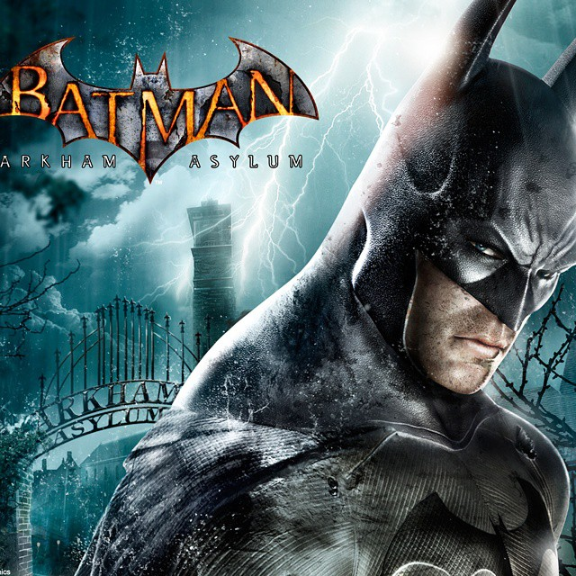 arkham asylum - hardest game ever