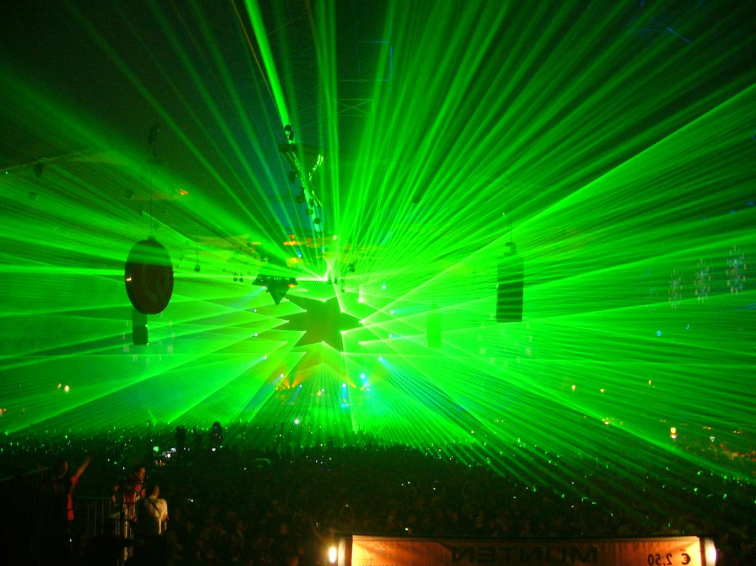 What are the most popular electronic music genres for Acid electronic music