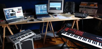 home electronic music studio