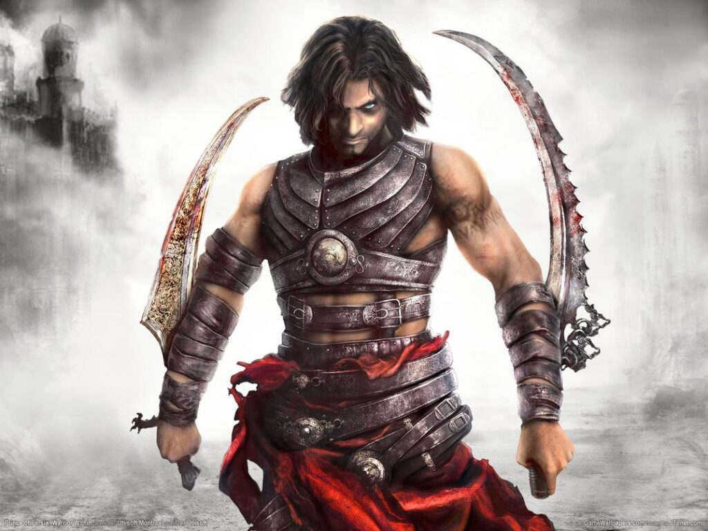 prince of persia - hardest game ever