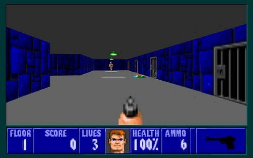 castle wolfenstein - hardest game ever