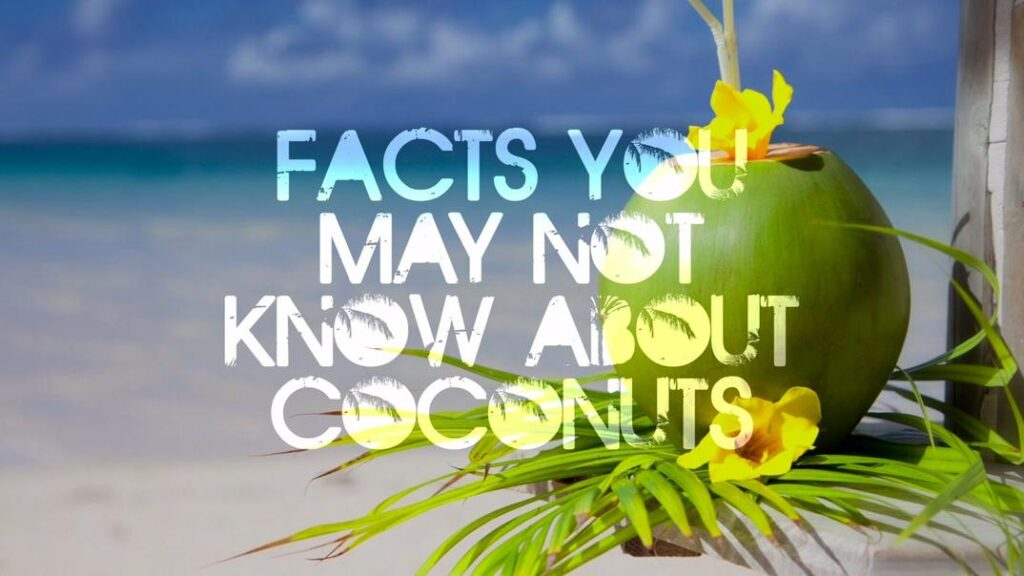 interesting health benefits of coconut