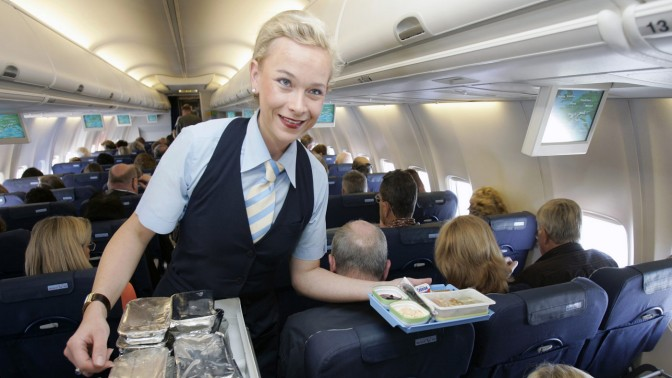 how to become a flight attendant salary