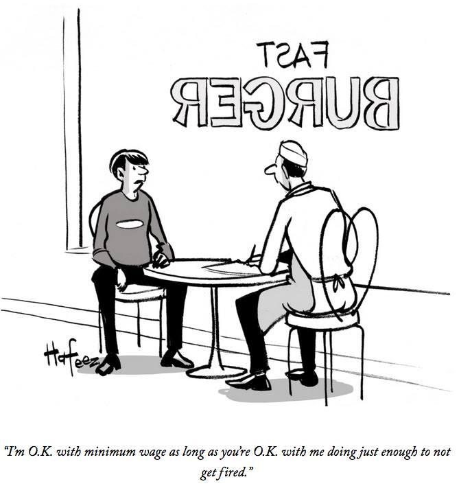 employee motivation comic