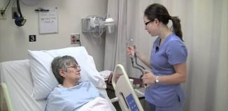 registered nurse in public hospital
