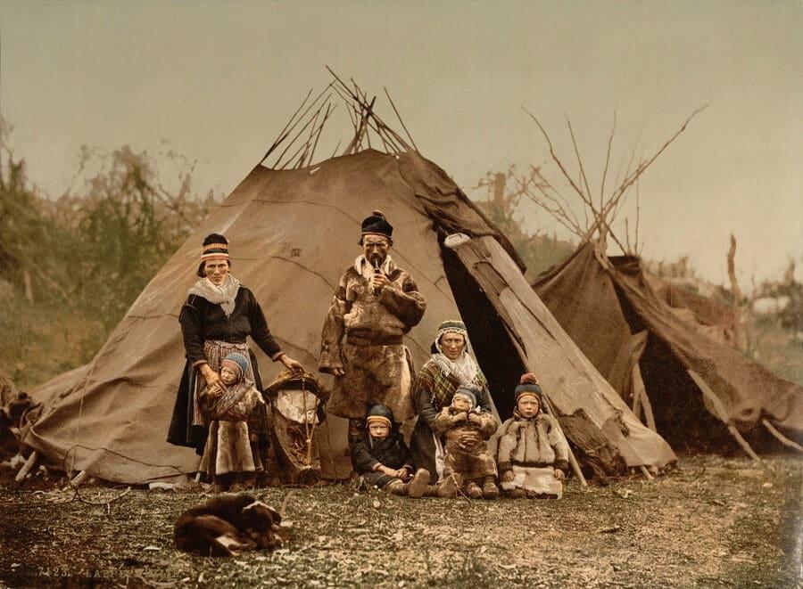 Sami Family Eudialyte