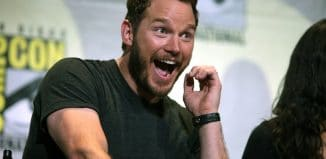 Chris Pratt in 2016
