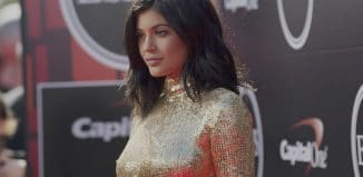 Kylie Jenner at the 2015 ESPYS Presented by Capital One