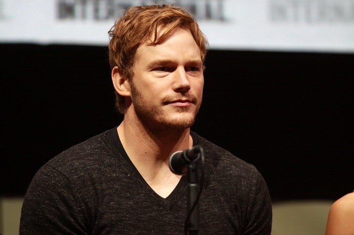 Chris Pratt at San Diego Comic Con International