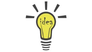 idea inside the bulb