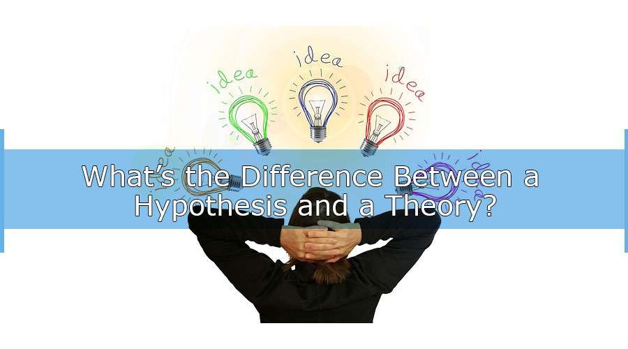 Theories and hypothesis