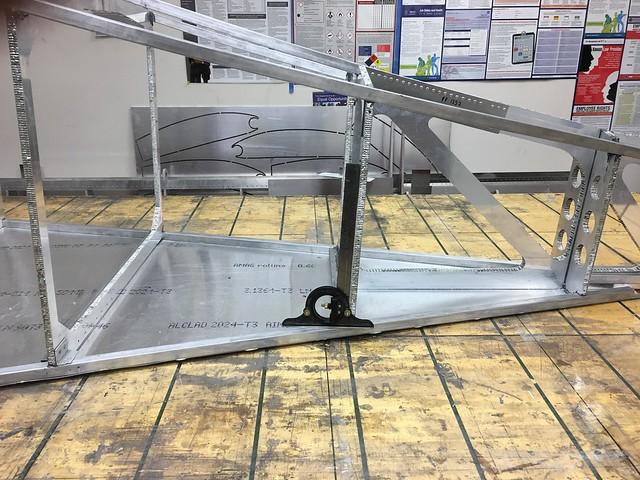 air plane frame