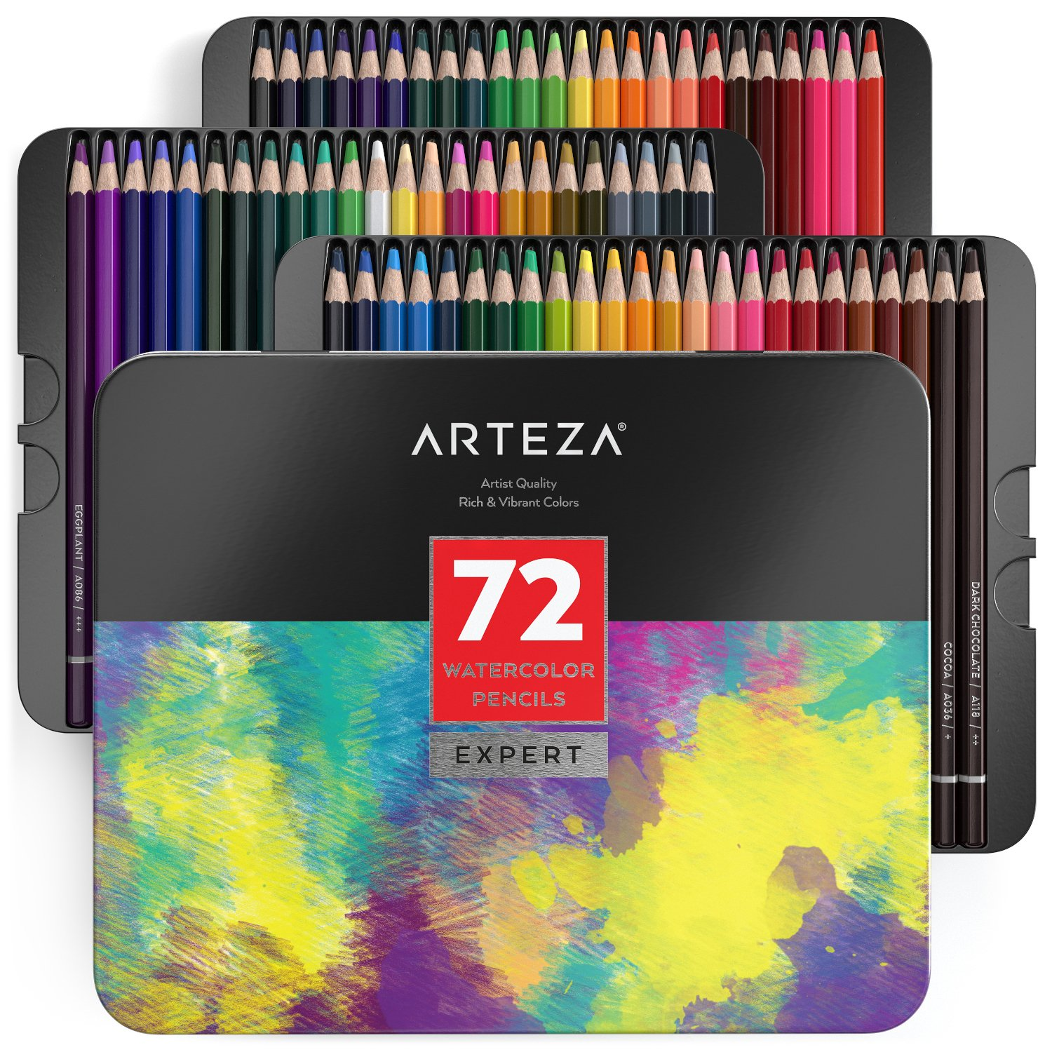 arteza professional watercolor